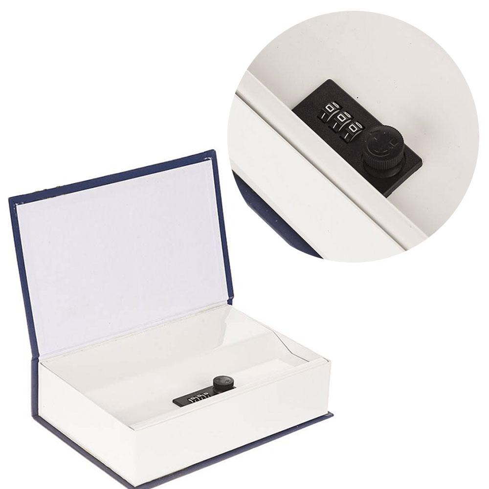 صندوق کتابی رمزدار